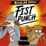 Jeu Fist Punch - Regular Show