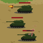 Jeu Tank Biathlon