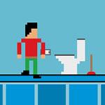 Jeu Reach the Toilet 2