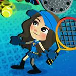 Jeu Nick Tennis Stars