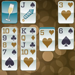 Jeu New Year's Solitaire