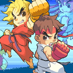 Jeu Super Pocket Fighter Adventure