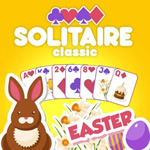 Jeu Solitaire Classic Easter