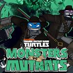 Jeu TMNT Monsters vs Mutants
