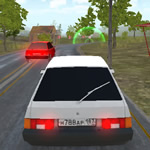 Jeu Russian Car Driver HD