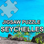 Jeu Jigsaw Puzzle Seychelles