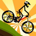 Jeu Stickman Bike Rider