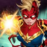 Jeu Captain Marvel - Galactic Flight