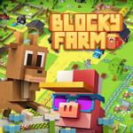 Jeu Blocky Farm