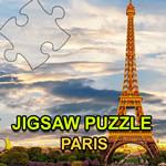 Jeu Jigsaw Puzzle - Paris