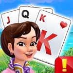 Jeu Kings and Queens Solitaire Tripeaks