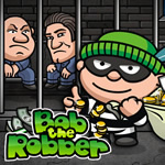 Jeu Bob The Robber Remastered