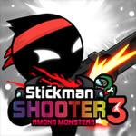 Jeu Stickman Shooter 3 - Among Monsters