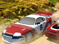 Jeu Super Rally Challenge