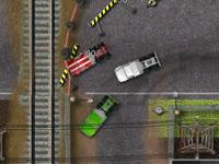 Jeu Industrial Truck Racing
