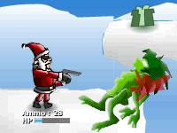Jeu Santa's Vengeance