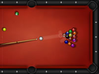 Jeu Billiard Blitz Hustle