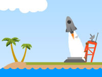 Jeu Wonder Rocket