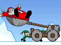 Jouer à Slingshot Santa