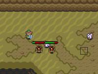 Jouer à The Legend Of Zelda - Hyrule Defender