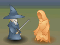 Jeu Old Anrgy Wizard