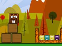 Jeu gratuit Beaver Blocks - Level Pack