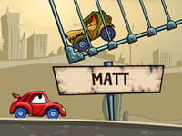 Jeu Car Eats Car 2 - Mad Dreams