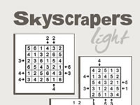 Jeu Skyscrapers Light Vol 1