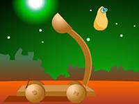Jeu Alien Bounce