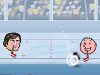 Jeu Sports Heads - Ice Hockey