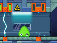 Jeu Slime Laboratory 2
