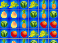 Jeu Fruit Harvesting