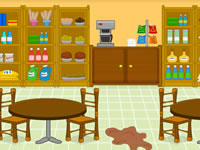 Jeu Must Escape the Bakery