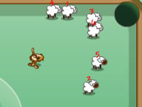 Jeu Sheep Pool