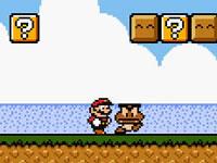 Jeu gratuit Super Mario Bros - Crossover 3