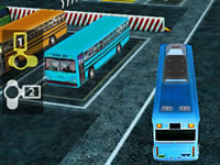Jeu Busman Parking 3D