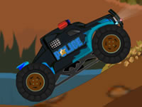 Jeu Offroad Police Racing