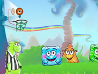 Jeu Dino Basketball