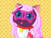Jouer à Cute Cat Dress Up