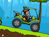 Jeu Crazy GolfCart 2