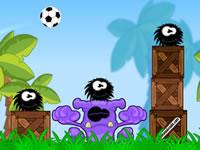 Jeu Soccer Slingers