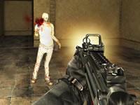 Jeu 3D Zombie Survival