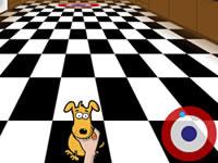 Jeu Puppy Curling