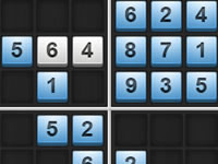 Jouer à Zen Sudoku