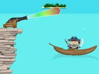 Jeu Coastal Cannon