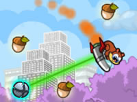 Jeu Rocket Squirrel