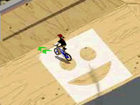 Jeu BMX Park