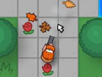 Jeu Leaf Blower Madness