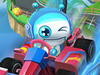 Jeu Bomb it Kart Racer