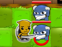 Jeu gratuit Brave Rocky - The Defender